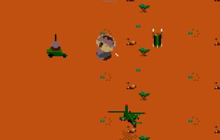 Desert Strike Atari Lynx 45
