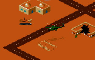 Desert Strike Atari Lynx 53