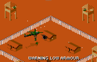 Desert Strike Atari Lynx 56