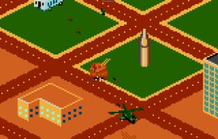 Desert Strike Atari Lynx 64