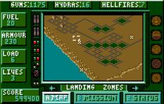Desert Strike Atari Lynx 66