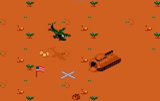 Desert Strike Atari Lynx 67
