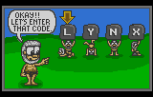 Dinolympics Atari Lynx 02