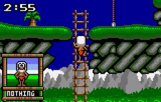 Dinolympics Atari Lynx 10