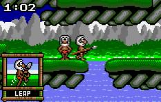 Dinolympics Atari Lynx 45