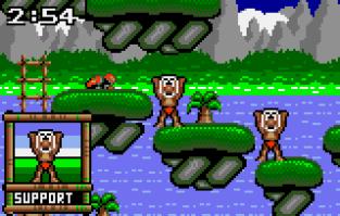 Dinolympics Atari Lynx 57