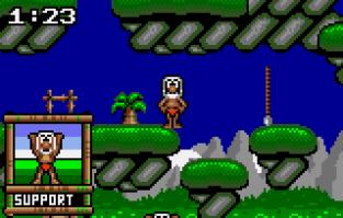 Dinolympics Atari Lynx 68