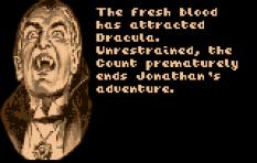 Dracula the Undead Atari Lynx 10