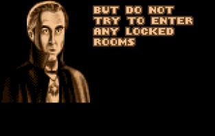 Dracula the Undead Atari Lynx 12