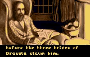 Dracula the Undead Atari Lynx 67