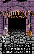 Gauntlet - The Third Encounter Atari Lynx 001