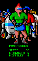 Gauntlet - The Third Encounter Atari Lynx 005