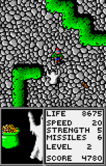 Gauntlet - The Third Encounter Atari Lynx 018