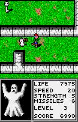 Gauntlet - The Third Encounter Atari Lynx 020