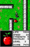 Gauntlet - The Third Encounter Atari Lynx 023