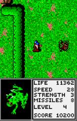 Gauntlet - The Third Encounter Atari Lynx 033