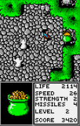 Gauntlet - The Third Encounter Atari Lynx 043
