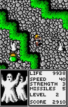 Gauntlet - The Third Encounter Atari Lynx 051