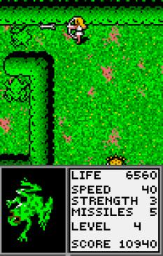 Gauntlet - The Third Encounter Atari Lynx 064