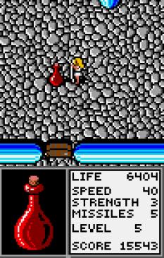 Gauntlet - The Third Encounter Atari Lynx 077