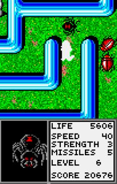 Gauntlet - The Third Encounter Atari Lynx 090