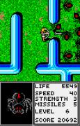 Gauntlet - The Third Encounter Atari Lynx 093