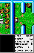 Gauntlet - The Third Encounter Atari Lynx 095