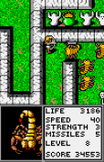 Gauntlet - The Third Encounter Atari Lynx 115