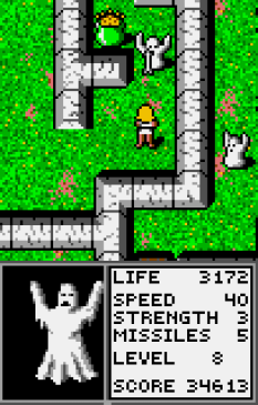 Gauntlet - The Third Encounter Atari Lynx 116