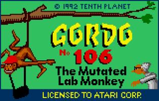 Gordo 106 Atari Lynx 001