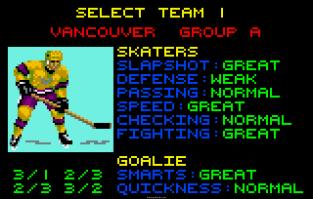 Hockey Atari Lynx 075