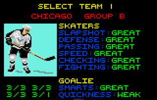 Hockey Atari Lynx 078