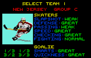 Hockey Atari Lynx 086