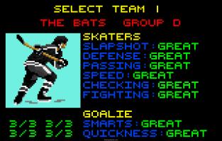 Hockey Atari Lynx 097