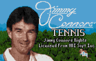 Jimmy Connors Tennis Atari Lynx 01