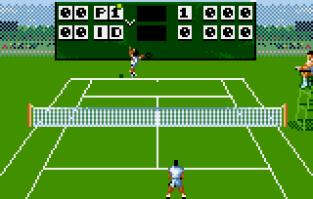 Jimmy Connors Tennis Atari Lynx 09