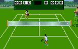 Jimmy Connors Tennis Atari Lynx 16