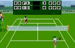 Jimmy Connors Tennis Atari Lynx 17