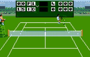 Jimmy Connors Tennis Atari Lynx 20