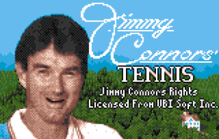 Jimmy Connors Tennis Atari Lynx 31