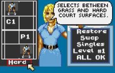 Jimmy Connors Tennis Atari Lynx 32