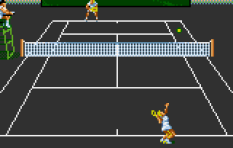 Jimmy Connors Tennis Atari Lynx 33