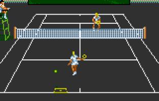 Jimmy Connors Tennis Atari Lynx 34