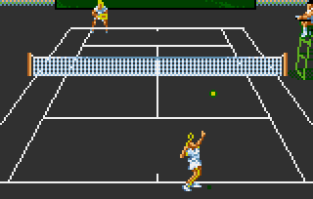 Jimmy Connors Tennis Atari Lynx 42