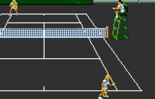 Jimmy Connors Tennis Atari Lynx 45