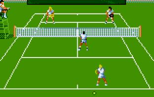 Jimmy Connors Tennis Atari Lynx 53