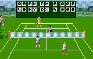 Jimmy Connors Tennis Atari Lynx 64