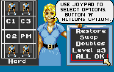 Jimmy Connors Tennis Atari Lynx 65