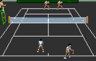 Jimmy Connors Tennis Atari Lynx 67
