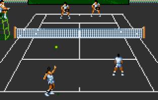 Jimmy Connors Tennis Atari Lynx 75